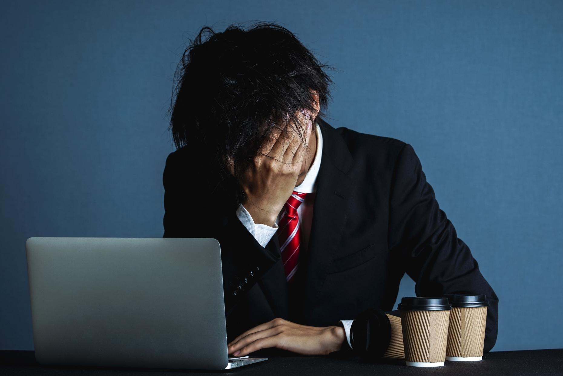 焦り・パニック!!仕事・業務・作業量が多すぎてパンクする人の解決策・対処方法